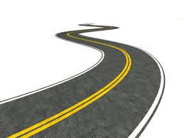 klikatá silnice