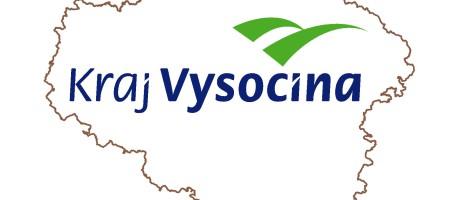 kraj mapa Vysočina