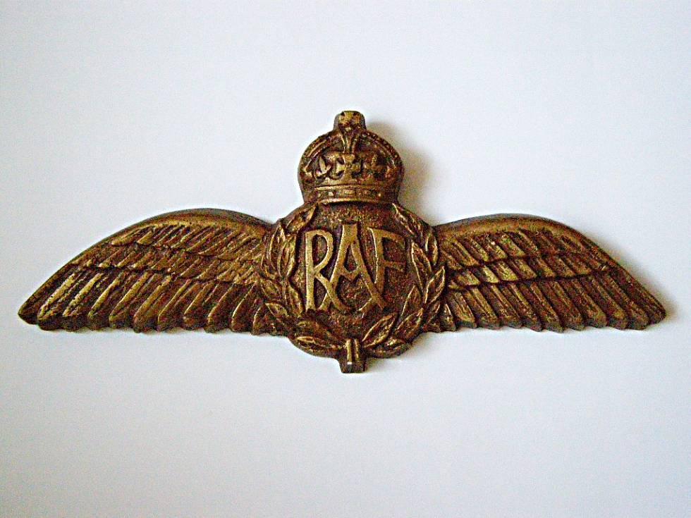 znak RAF