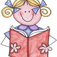 holčička kniha