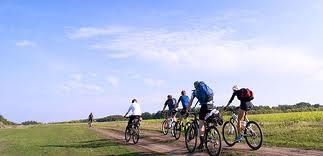 výlet cyklo
