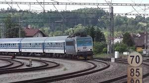 vlak železnice