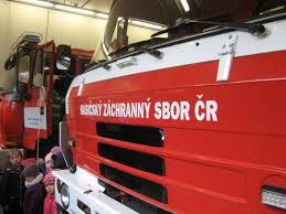 hasiči auto